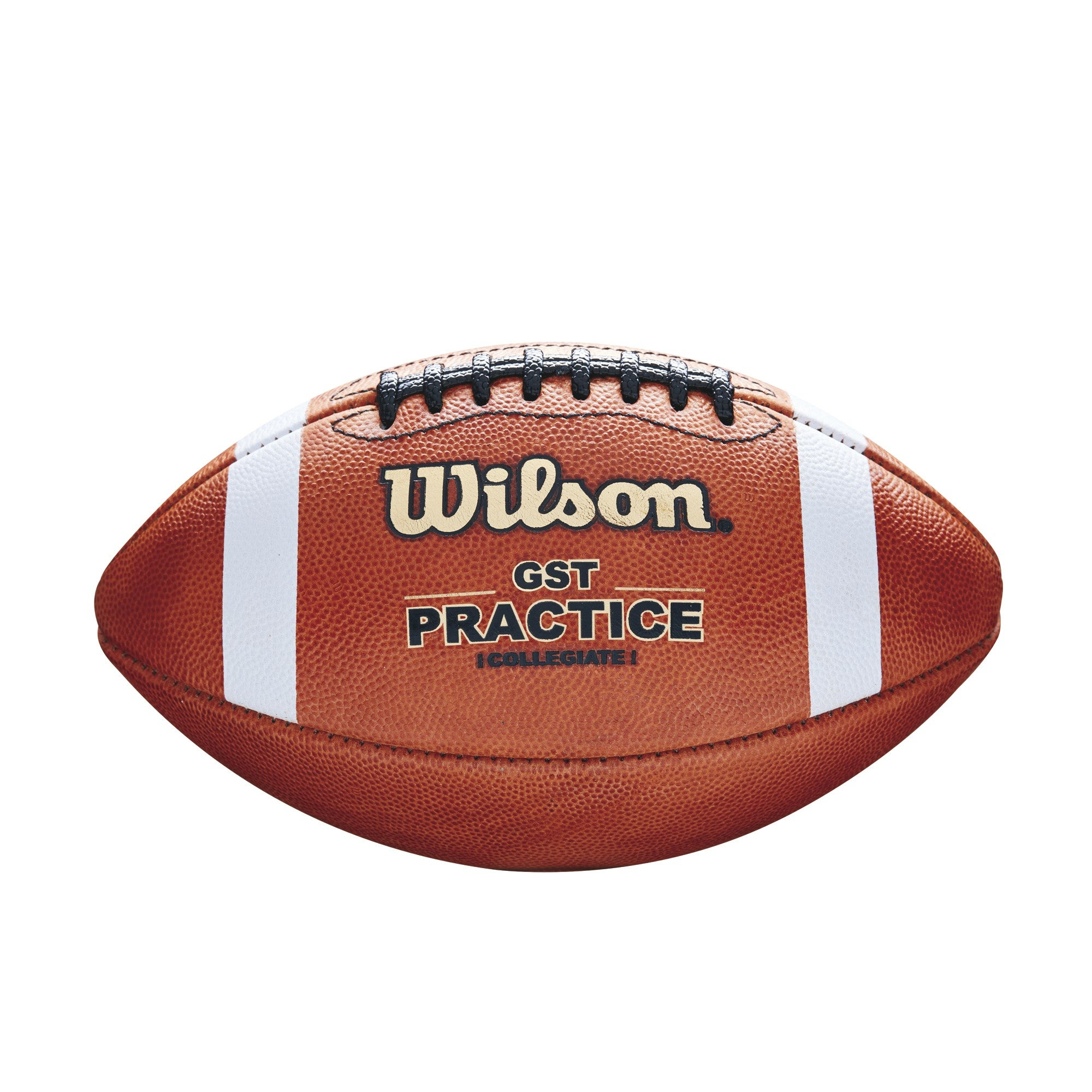 1003 GST LEATHER PRACTICE FOOTBALL