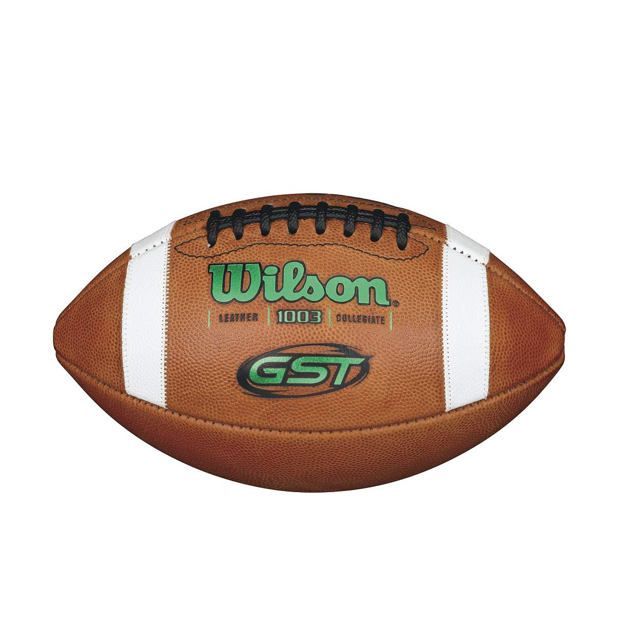 GST NCAA 1003 Official Collegiate Pattern Football - Green