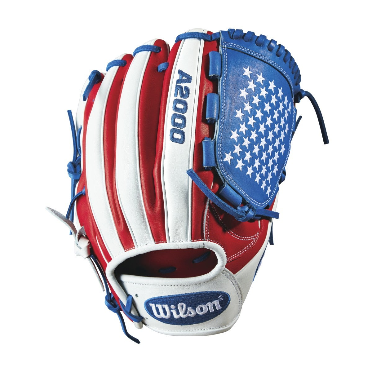 Old Glory A2000 Glove July 2016 Wilson Sporting Goods