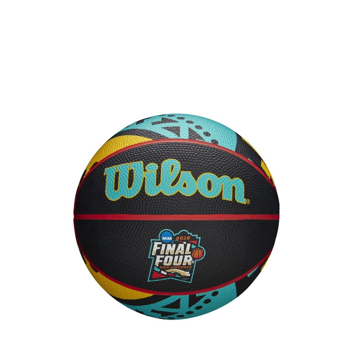 NCAA Men's Final Four Mini Rubber Basketball