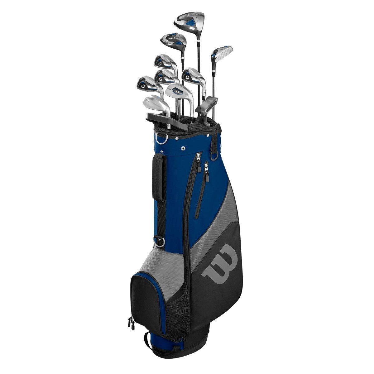 Profile SGI Senior Complete Golf Club Set - Cart