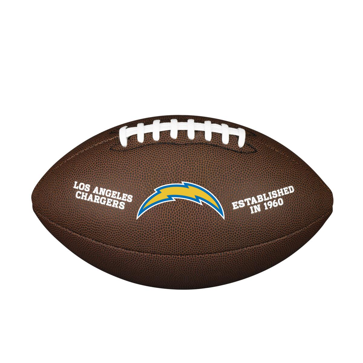 NFL Backyard Legend Football - Los Angeles Chargers