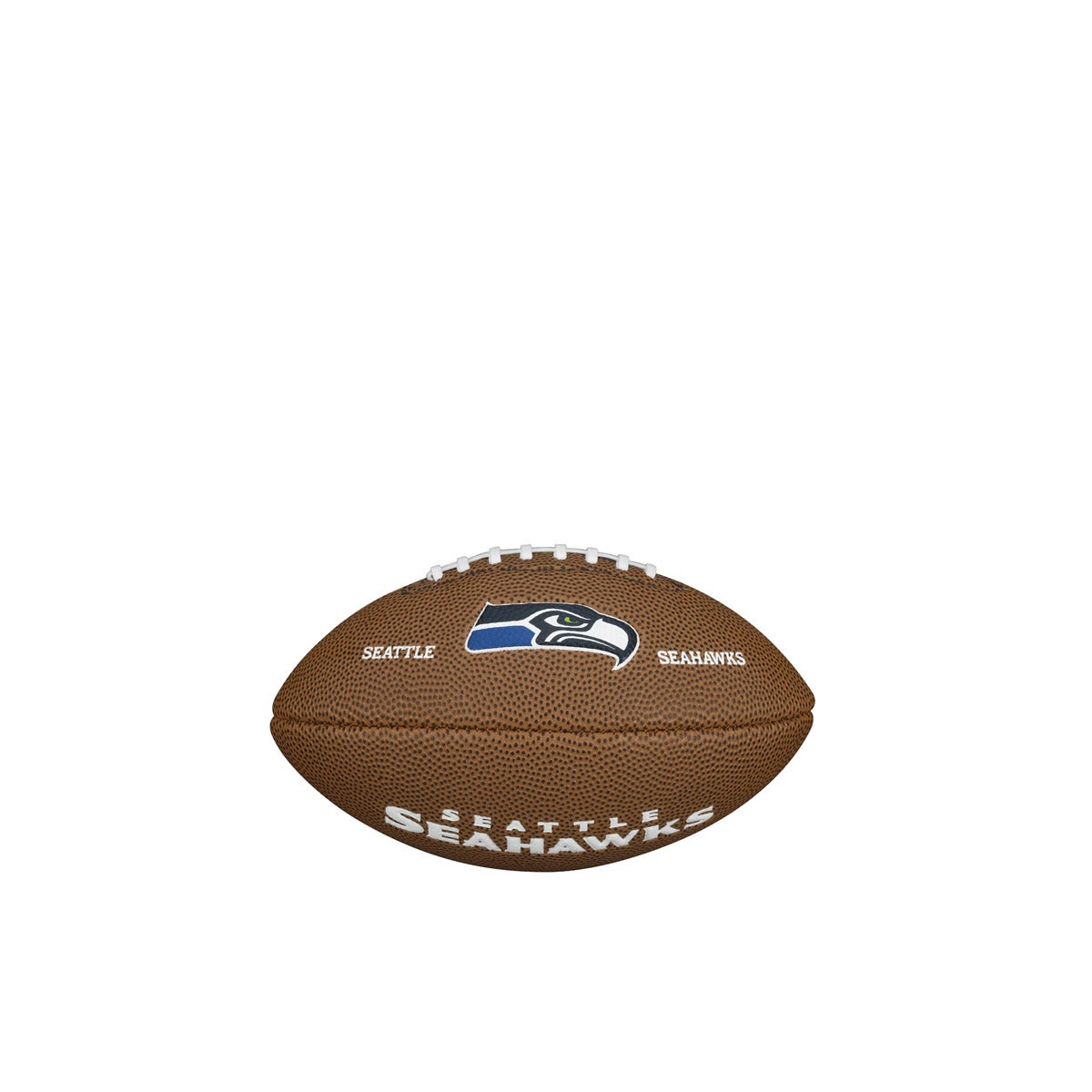 ? NFL TEAM LOGO MINI SIZE FOOTBALL - SEATTLE SEAHAWKS