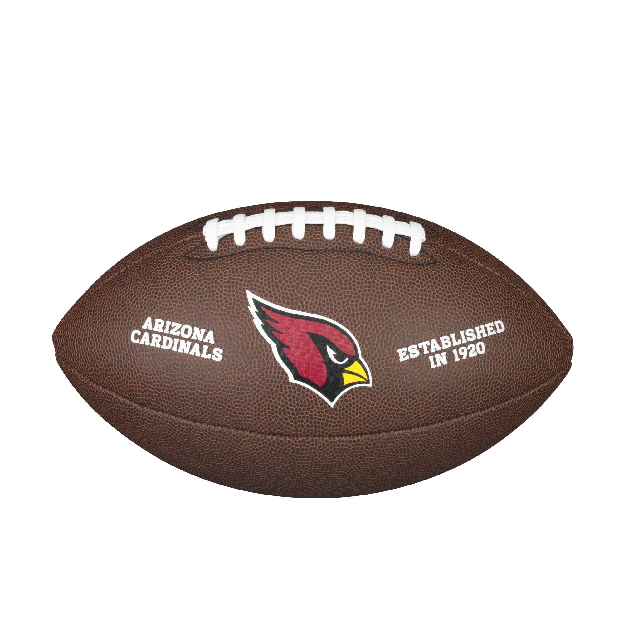 NFL TEAM LOGO COMPOSITE FOOTBALL - OFFICIAL, ARIZONA CARDINALS