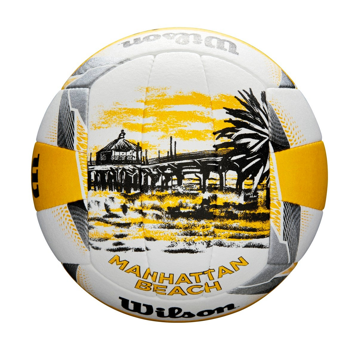 Manhattan Beach AVP Official Game Ball