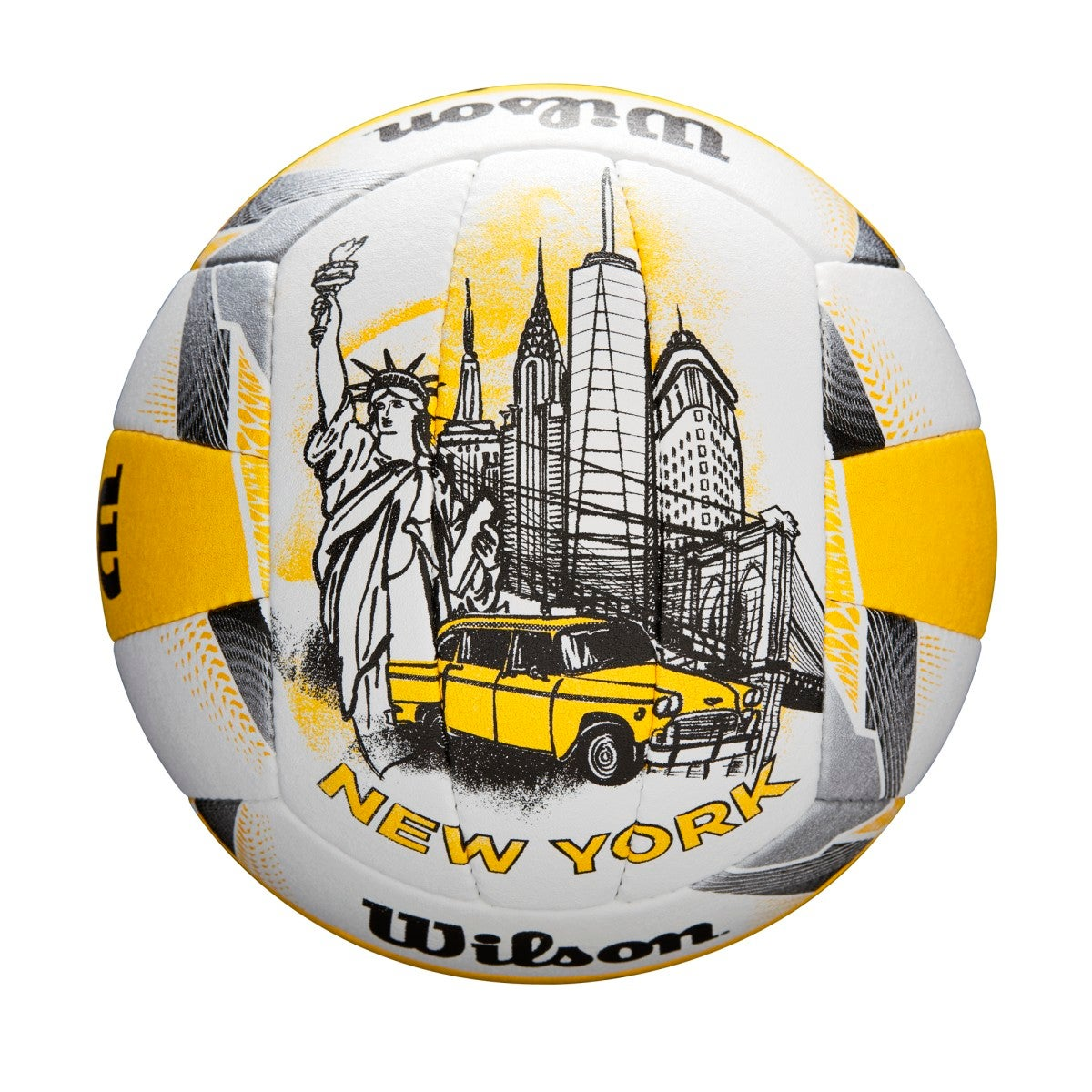 NYC AVP Official Game Ball
