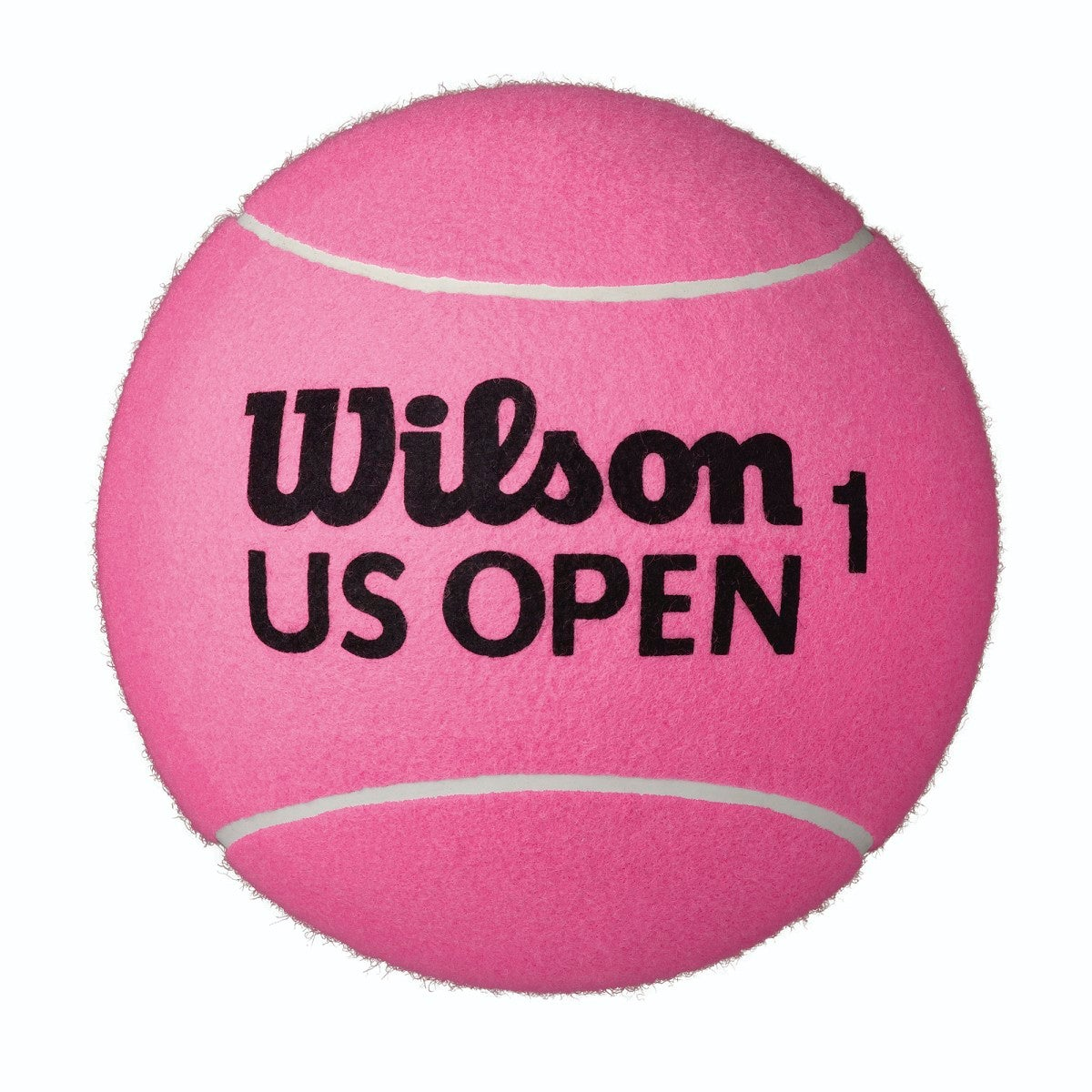 US OPEN JUMBO TENNIS BALL - PINK, 9 IN | Wilson Sporting Goods