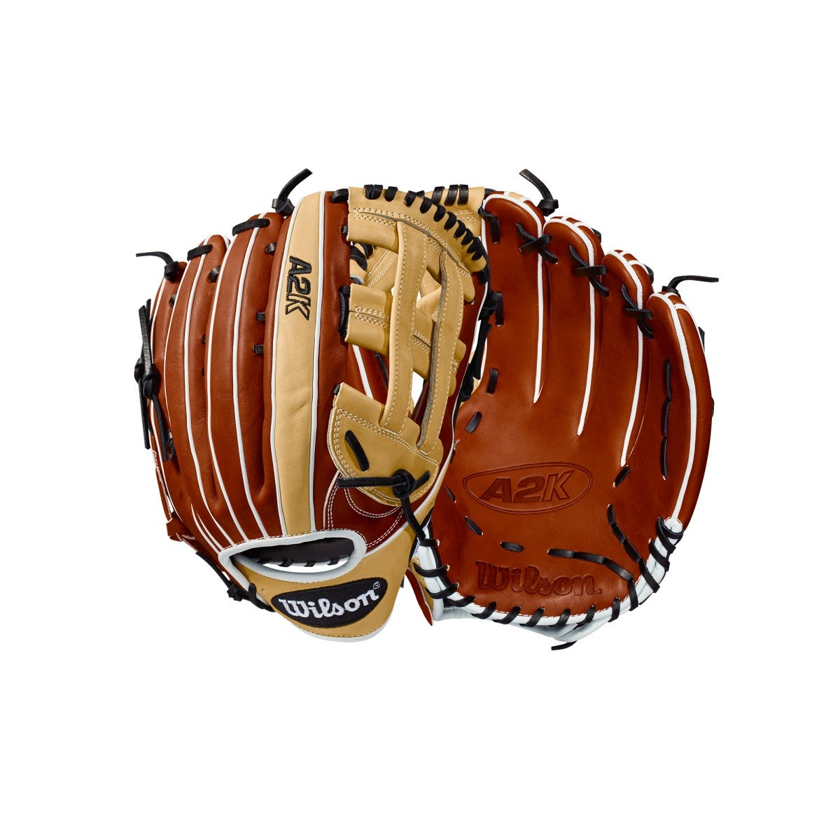 2018 Wilson A2K 1799 Outfield Baseball Glove - 12.75