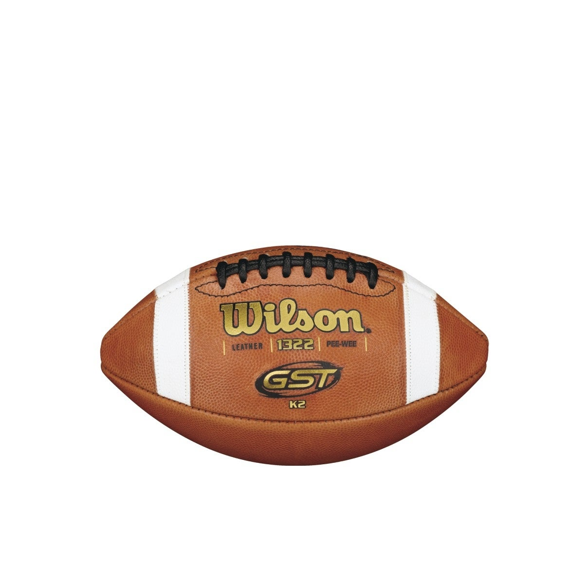 K2 GST Leather Football - Pee Wee