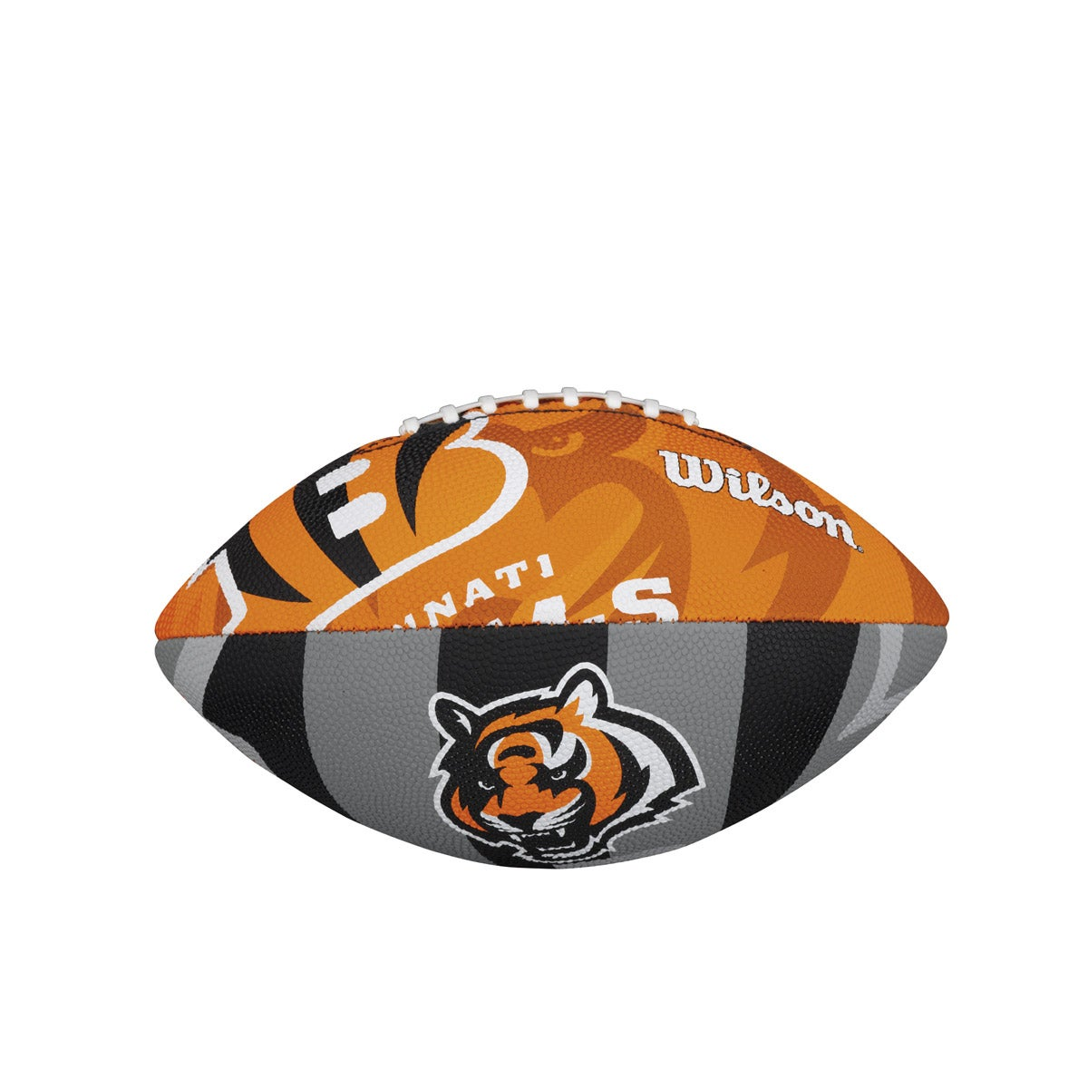 NFL TEAM LOGO JUNIOR SIZE FOOTBALL - CINCINNATI BENGALS