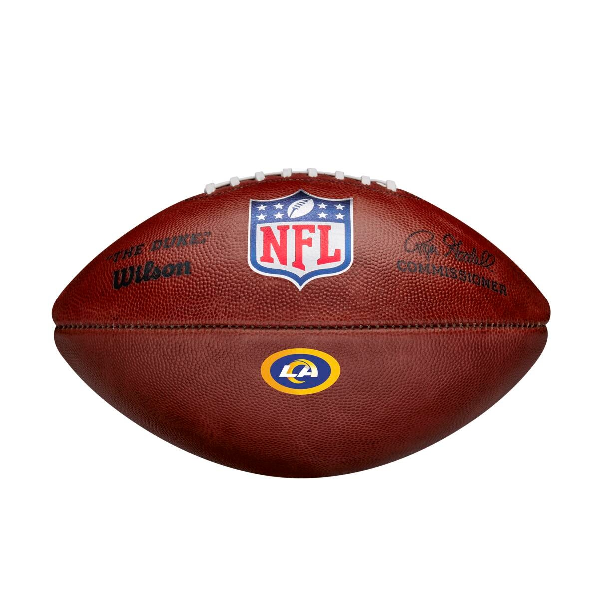 The Duke Decal NFL Football - Los Angeles Rams