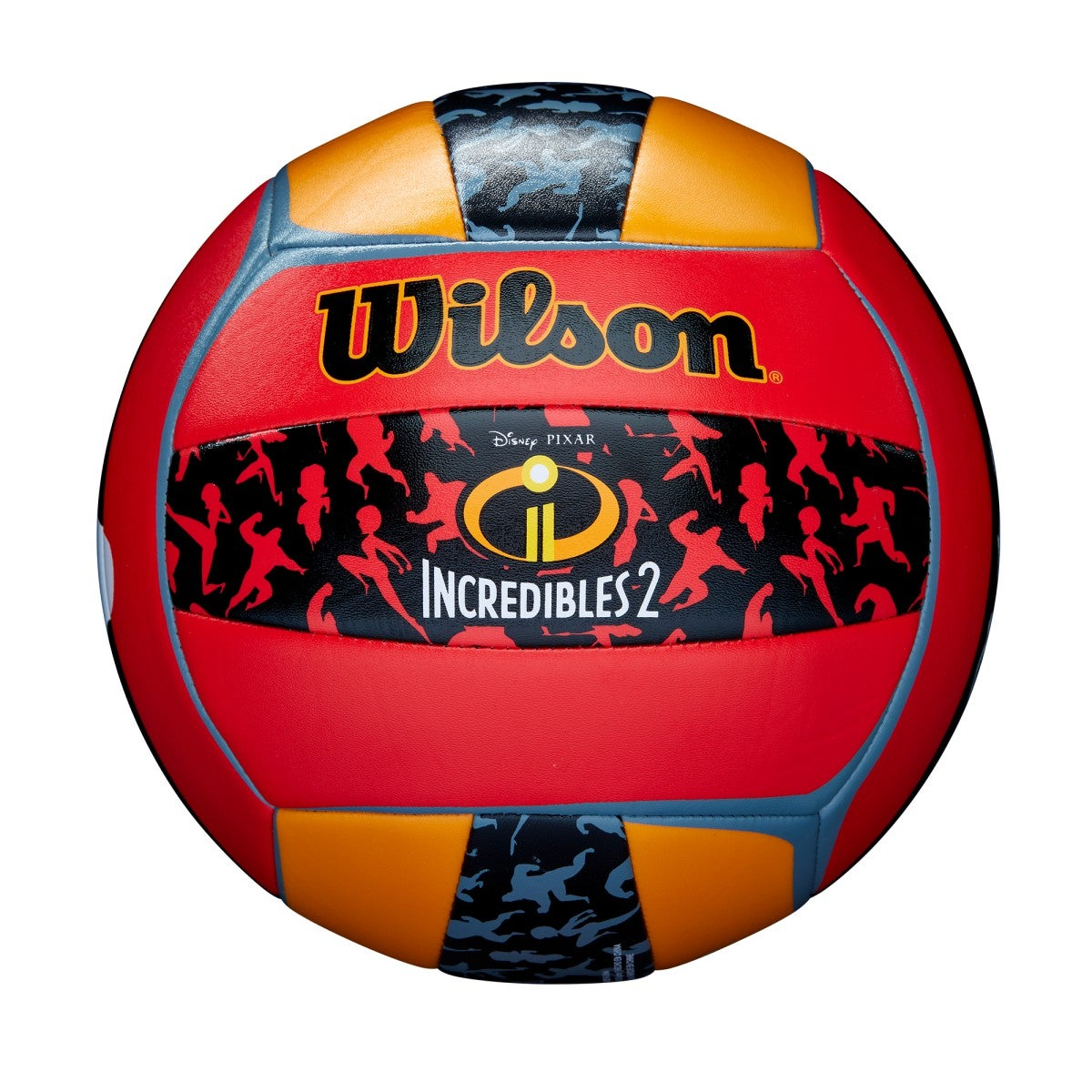 Disney · Pixar Incredibles 2 Characters Incredibles 2 Official Volleyball: Solid Abstraction