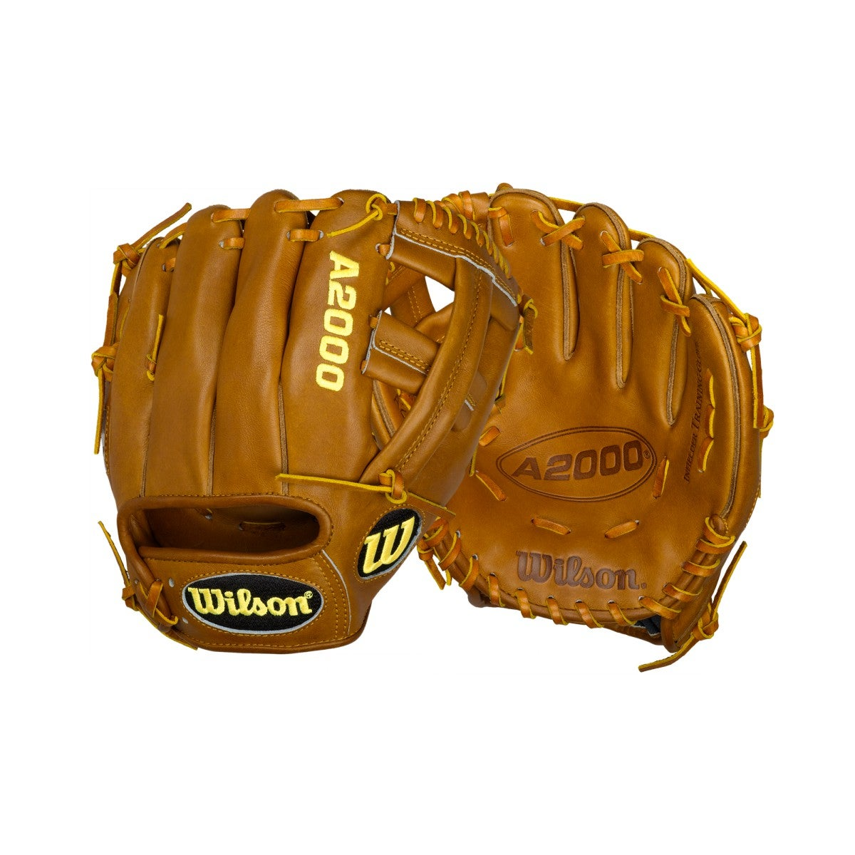 A2000 INFIELD TRAINING GLOVE - RIGHT HAND THROW, 9.50 IN