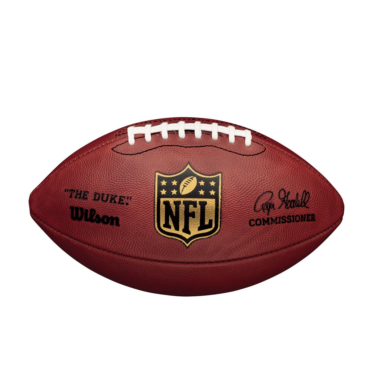 official nfl football the duke wilson sporting goods