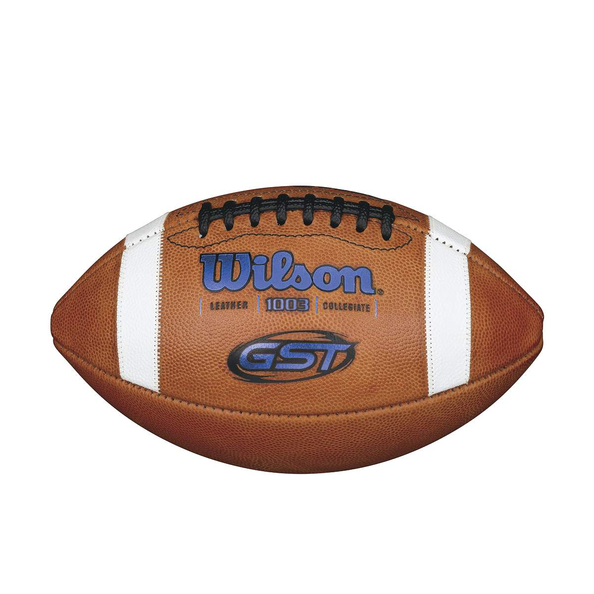 GST NCAA 1003 Official Collegiate Pattern Football - Blue