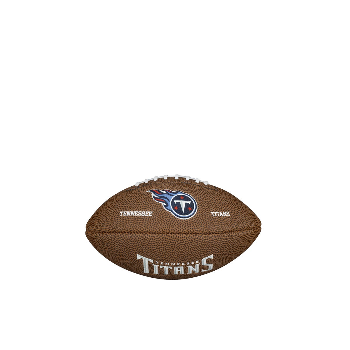 ? NFL TEAM LOGO MINI SIZE FOOTBALL - TENNESSEE TITANS
