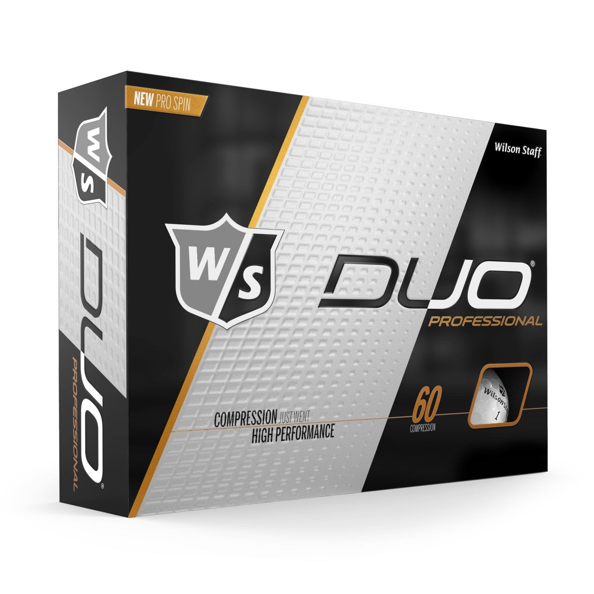 Wilson Staff Duo Pro Golf Balls