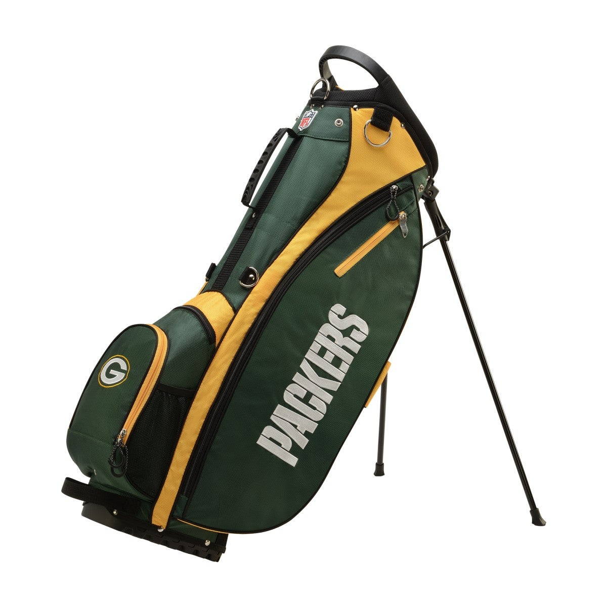 Wilson NFL Carry Golf Bag - Green Bay Packers