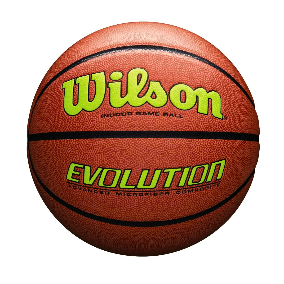 Evolution Game Ball - Optic Yellow