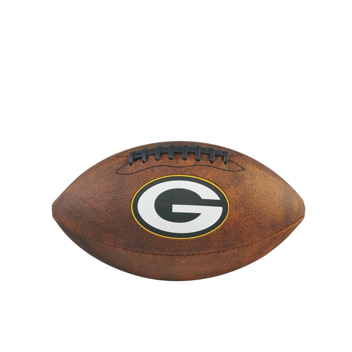 NFL Junior Throwback Football - Green Bay Packers