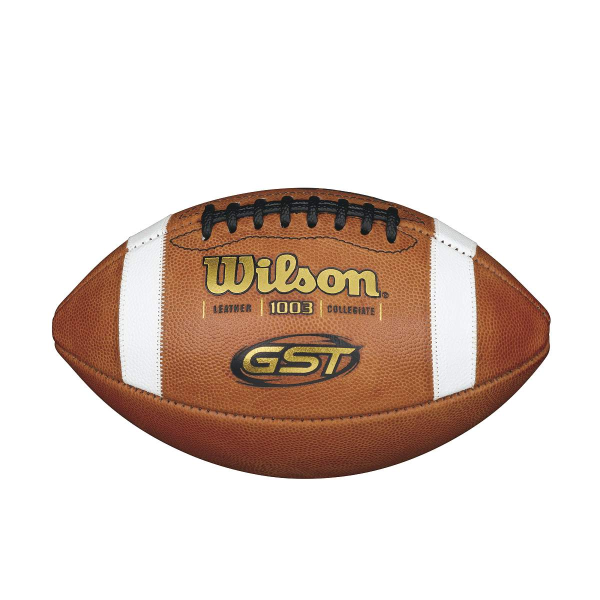 GST NCAA 1003 Official Collegiate Pattern Football - Gold