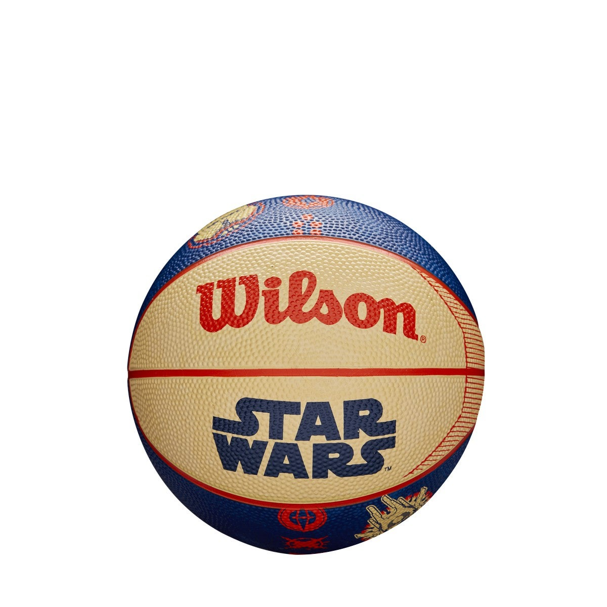 Han Solo & Chewbacca Mini Basketball: Co-Pilot