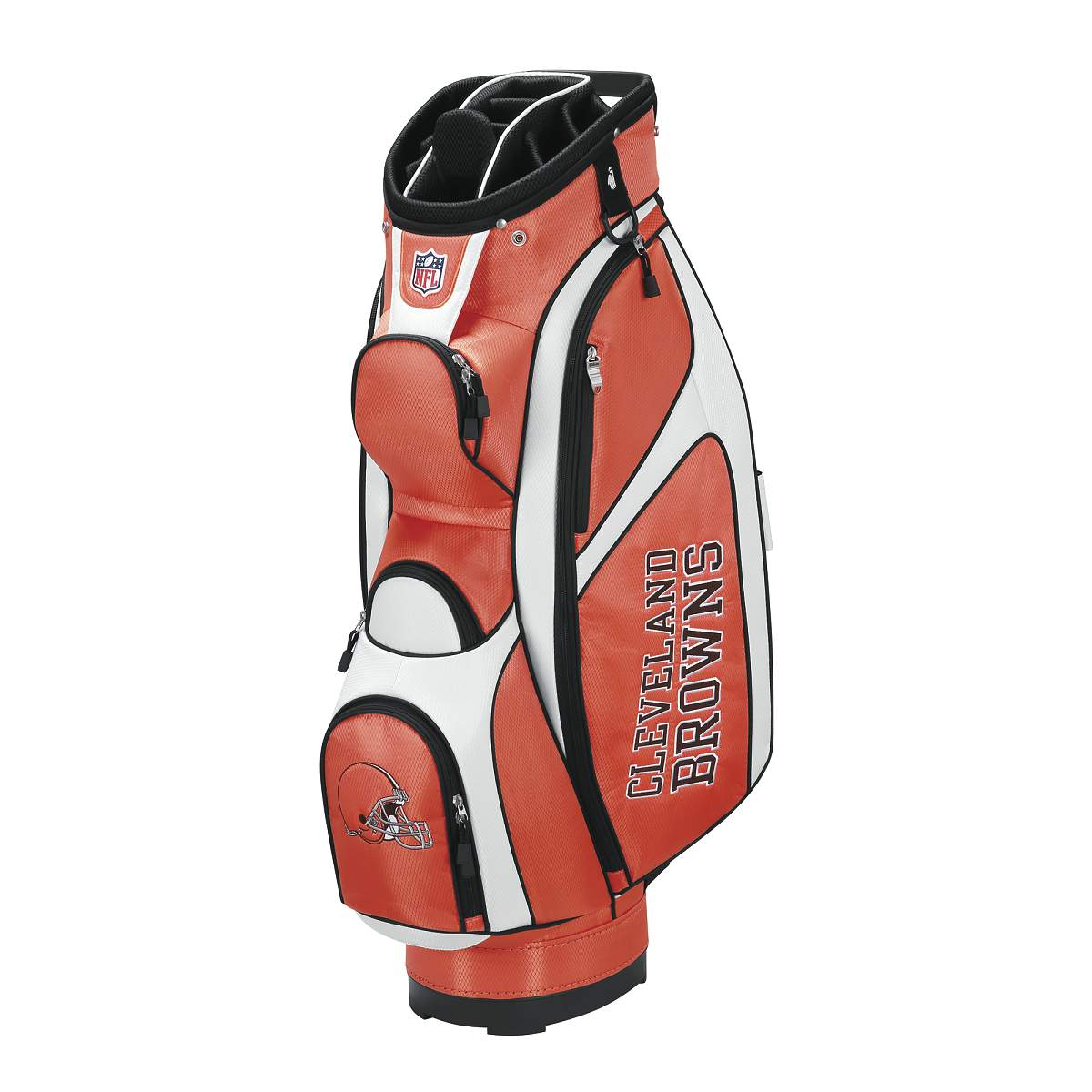 Wilson NFL Cart Golf Bag - Cleveland Browns