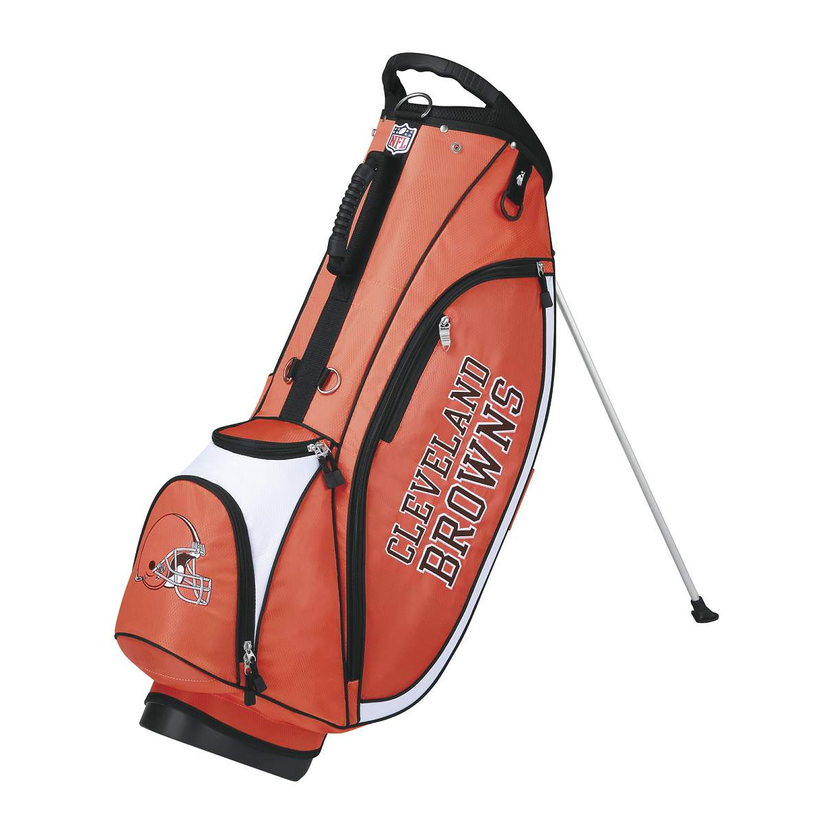 Wilson NFL Carry Golf Bag - Cleveland Browns