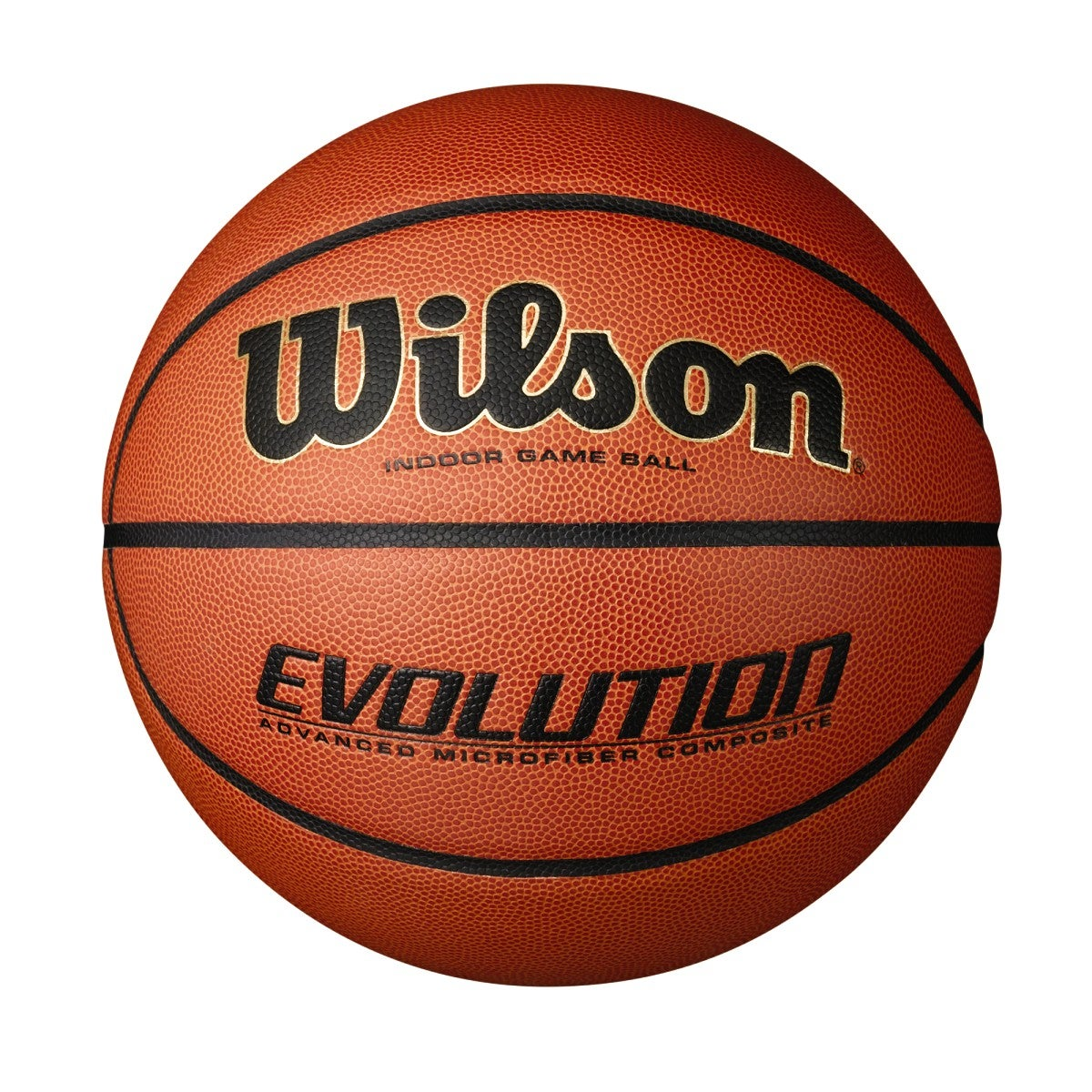 Wilson Evolution Game Basketball - Size: Official - 29.5""