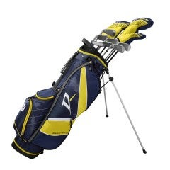 Teen Deep Red Tour Complete Golf Club Set - Carry