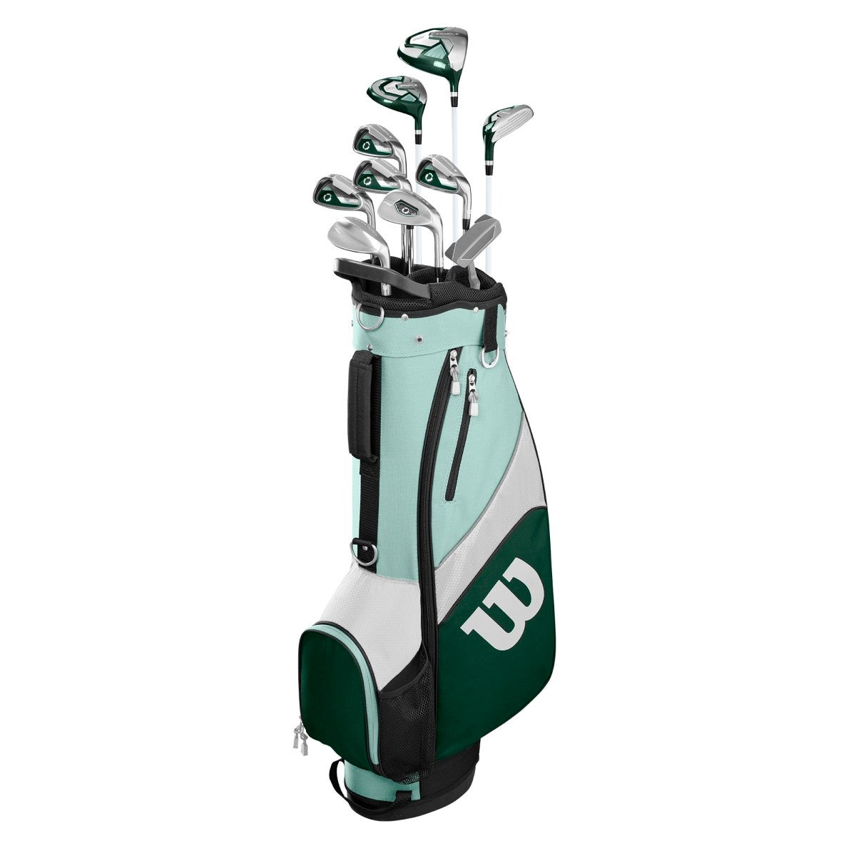 Women's Profile SGI Complete Golf Club Set - Cart