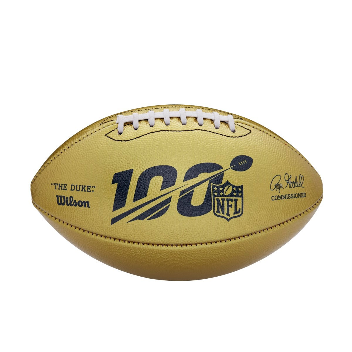 NFL 100 Gold Football
