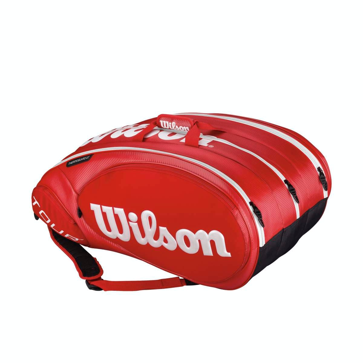 ? TOUR BAG - RED, 15 PACK