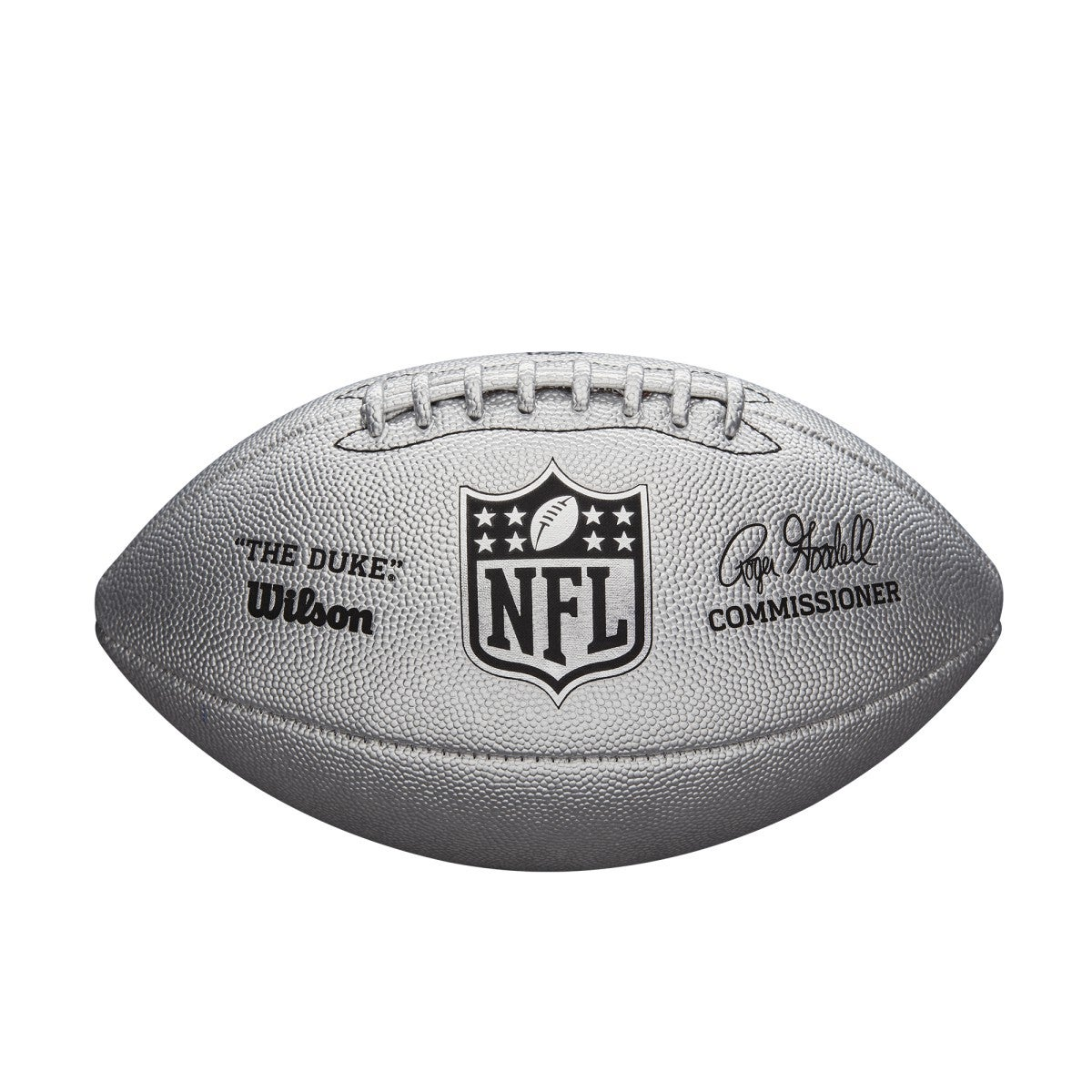 NFL The Duke Metallic Edition - Silver